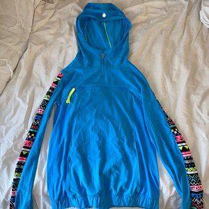 girls ivivva packable rain jacket!